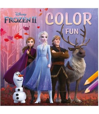 Deltas Frozen 2 Kleurboek