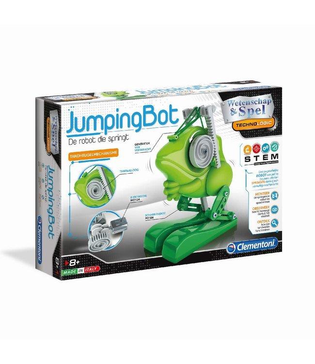 Clementoni | Technologic | Jumping Bot | 8+