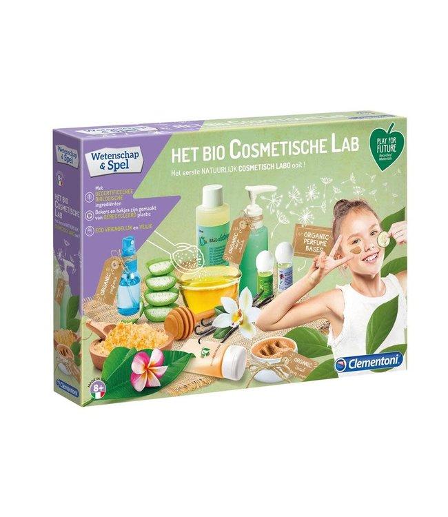 Clementoni   Wetenschap en Spel   Cosmetic Bio   8+