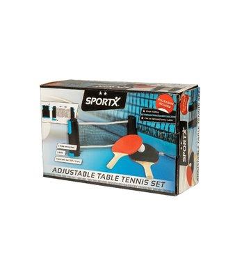 SportX | Oprolbare Tafeltennisset | 7+