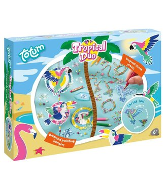 Totum Totum Tropical Duo 2 in 1 Set 6+