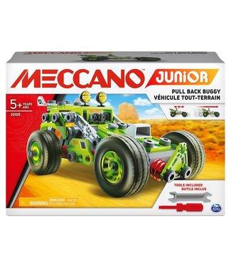 Meccano Meccano Junior | Deluxe Feature Racecar | 5+