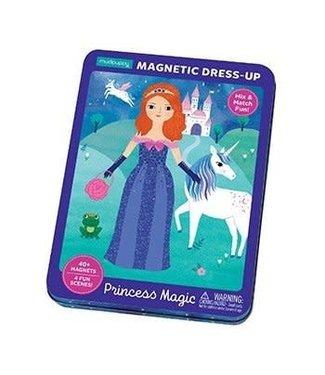 Mudpuppy Mudpuppy Magnetic Tins Princess 4+