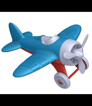 Green Toys Green Toys Vliegtuig Blauw 23 cm  1+