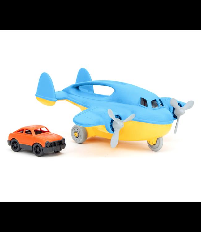 Green Toys | Cargo Plain | Blue | 27 cm | 1+