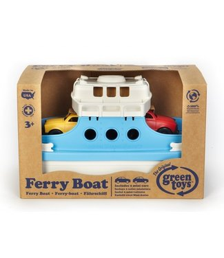 Green Toys Green Toys Ferry Boat with Cars  3+