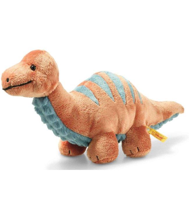 Steiff Soft Cuddly Friends Bronko Brontosaurus 28 cm