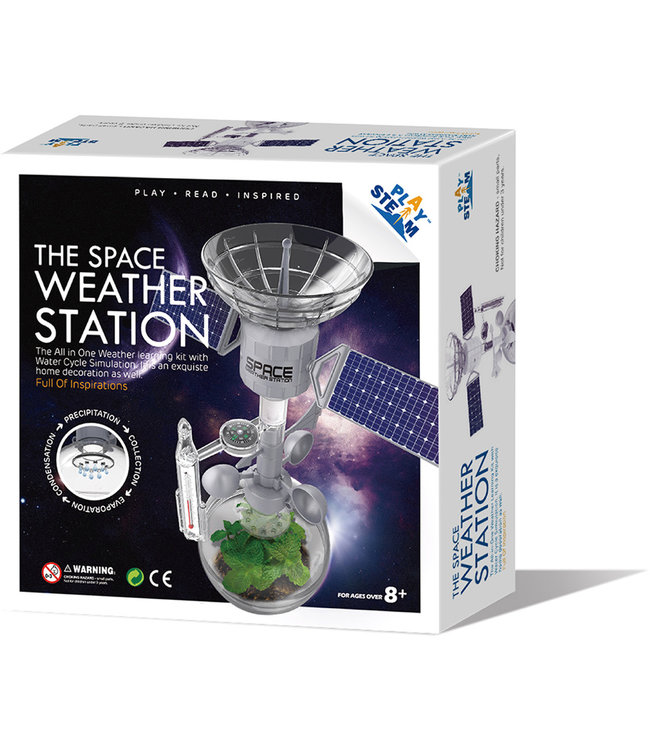 PlaySTEAM - The Space Weather Station 8+