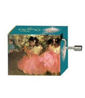 Fridolin Fridolin | Degas Dancers in Pink | Vivaldi Spring