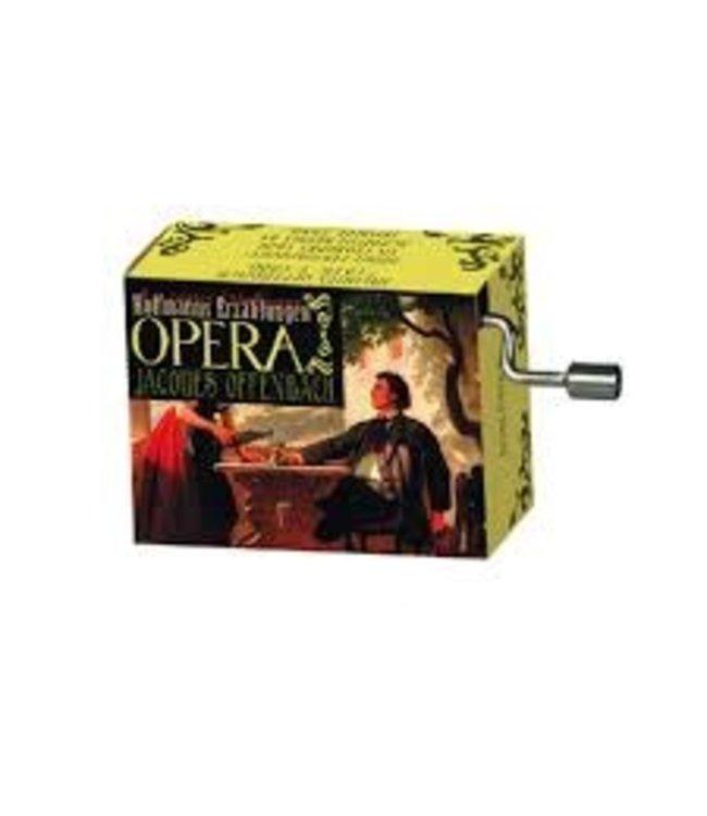 Fridolin Art & Music | Muziekmechaniek Opera | Hoffmans Erzahlungen | Barcarole