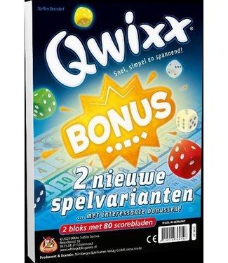 White Goblin Games White Goblin Games | Qwixx | Bonus | Twee Spelvarianten | 8+