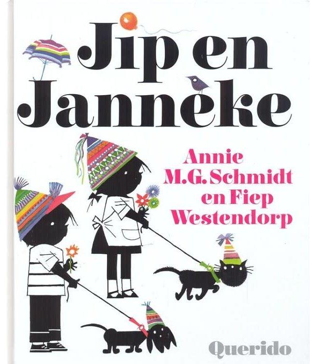 Jip en Janneke Verhalenboek 3+ (gebonden)