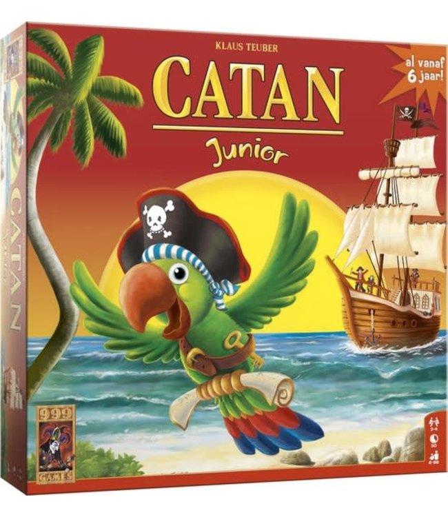 999 Games | De Kolonisten Van Catan | Junior | 6+