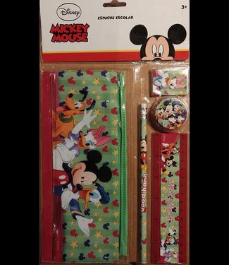Pencil Case with Accessoires Walt Disney