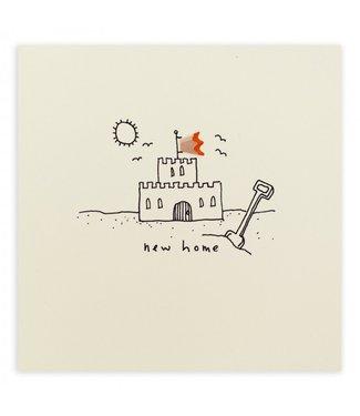 Ruth Jackson Pencil Shavings Cards by Ruth Jackson | New Home | Castle