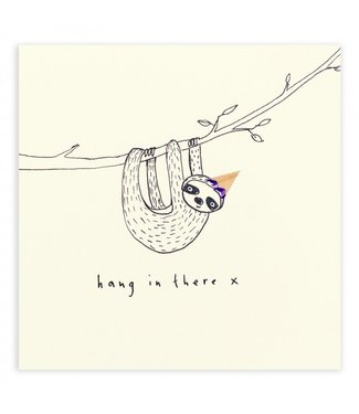 Ruth Jackson Pencil Shavings Cards by Ruth Jackson | Hang in There