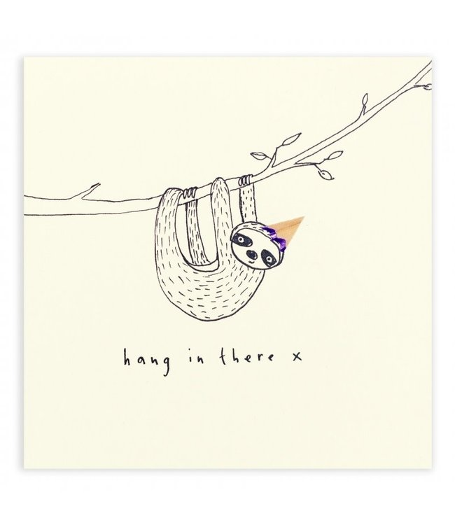 Pencil Shavings Cards by Ruth Jackson | Hang in There