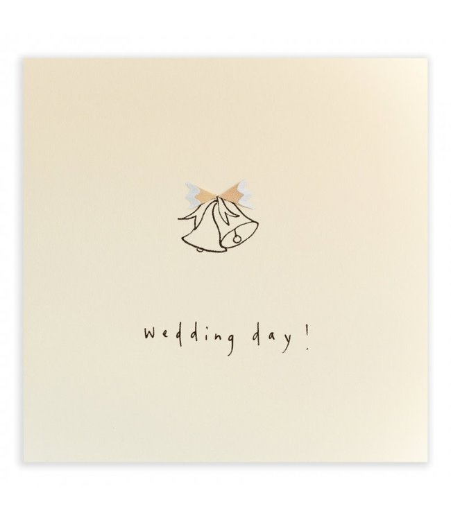 Pencil Shavings Cards by Ruth Jackson | Wedding Day!