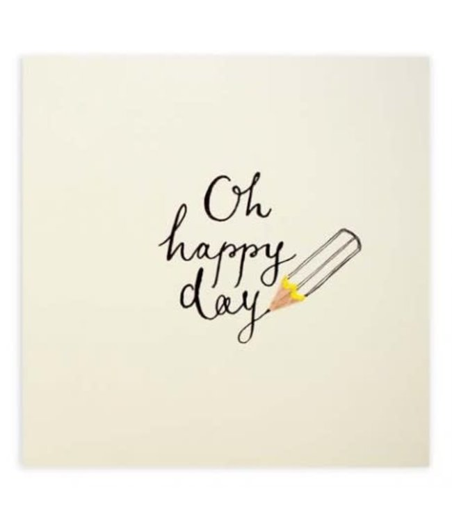 Pencil Shavings Cards by Ruth Jackson | Oh Happy Day