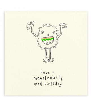 Ruth Jackson Pencil Shavings Cards by Ruth Jackson | Have A Monstrously Good Birthday