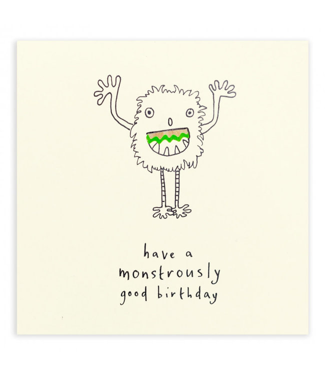 Pencil Shavings Cards by Ruth Jackson | Have A Monstrously Good Birthday
