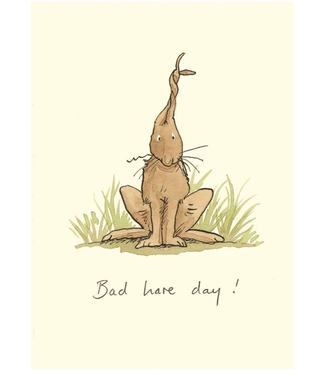 Two Bad Mice | Anita Jeram | Bad Hare Day!