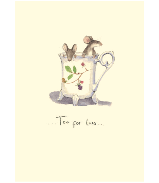 Two Bad Mice | Fran Evans | Tea For Two