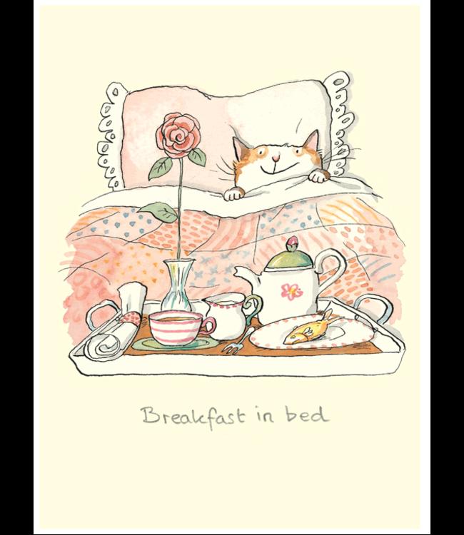Two Bad Mice   Anita Jeram   Breakfast in Bed