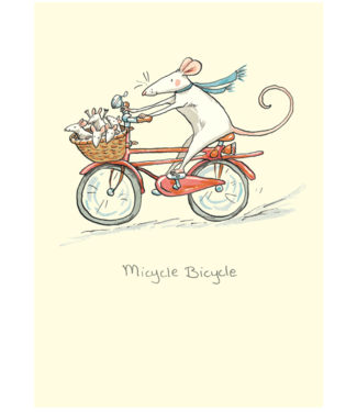 Two Bad Mice Two Bad Mice | Anita Jeram | Micycle Bicycle