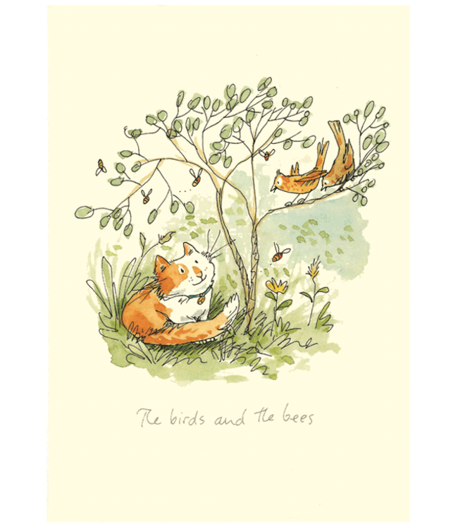 Two Bad Mice | Anita Jeram | The Birds and the Bees