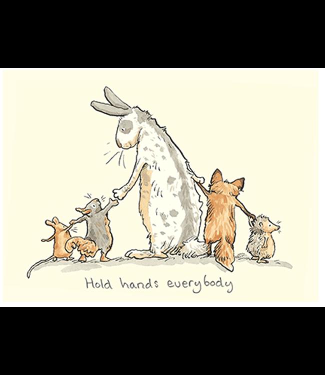 Two Bad Mice | Anita Jeram | Hold Hands Everybody