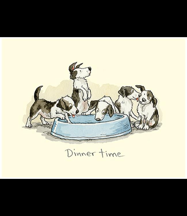 Two Bad Mice   Anita Jeram   Dinner Time