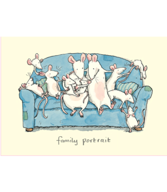 Two Bad Mice Two Bad Mice | Anita Jeram | Family Portrait