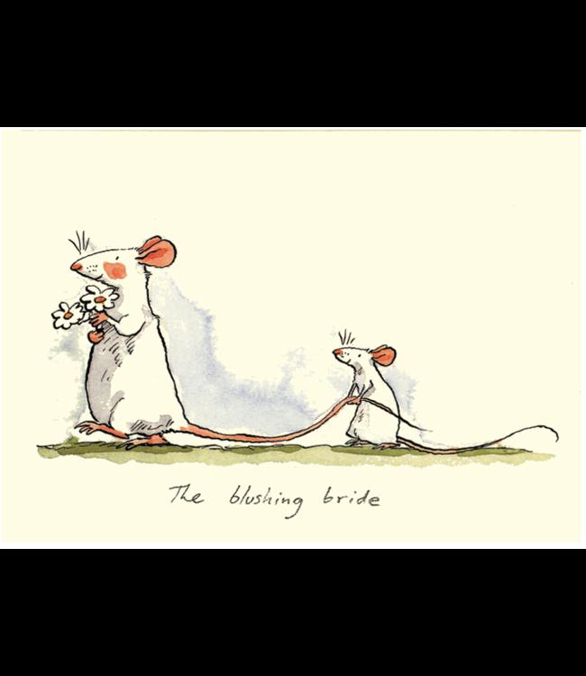 Two Bad Mice | Anita Jeram | The Blushing Bride