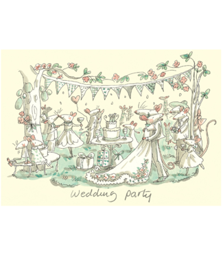 Two Bad Mice Two Bad Mice | Anita Jeram | Wedding Party