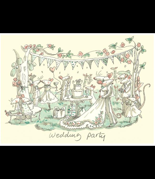 Two Bad Mice | Anita Jeram | Wedding Party