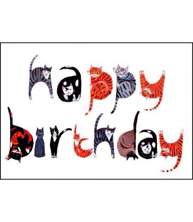 Bekking & Blitz | Happy Birthday in Cats