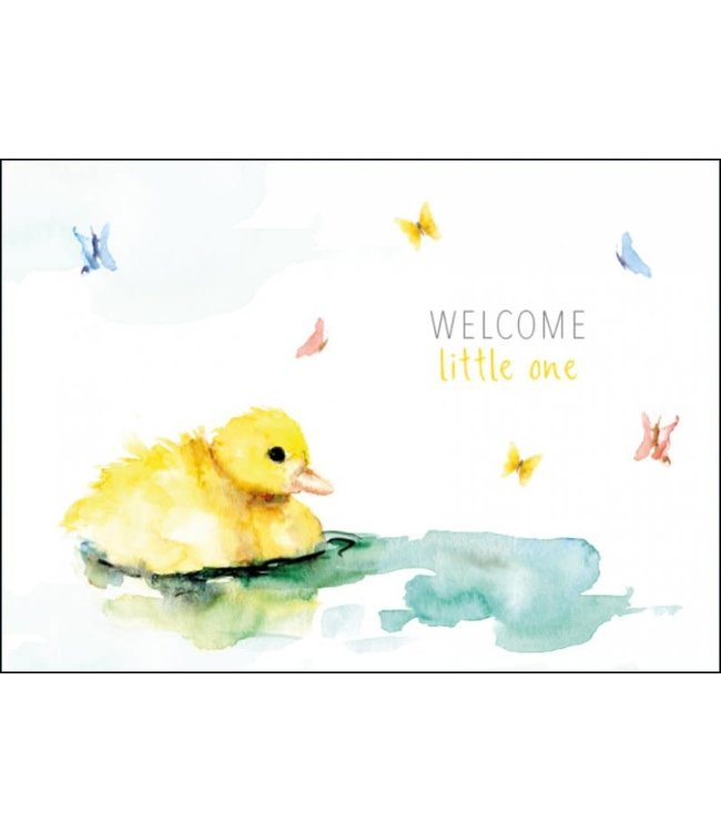 Bekking & Blitz   Michelle Dujardin   Welcome Little One