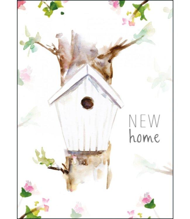 Bekking & Blitz   Michelle Dujardin   New Home   Vogelhuisje