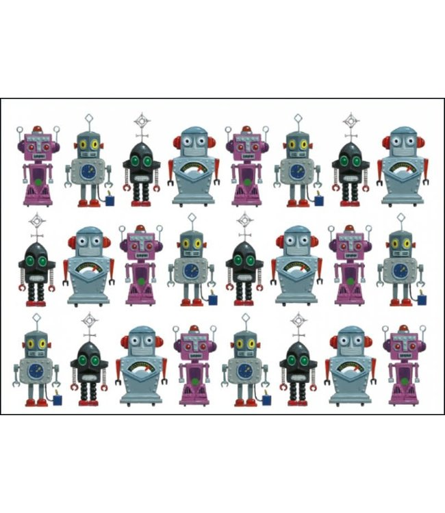 Bekking & Blitz | Leo Timmers | Robots