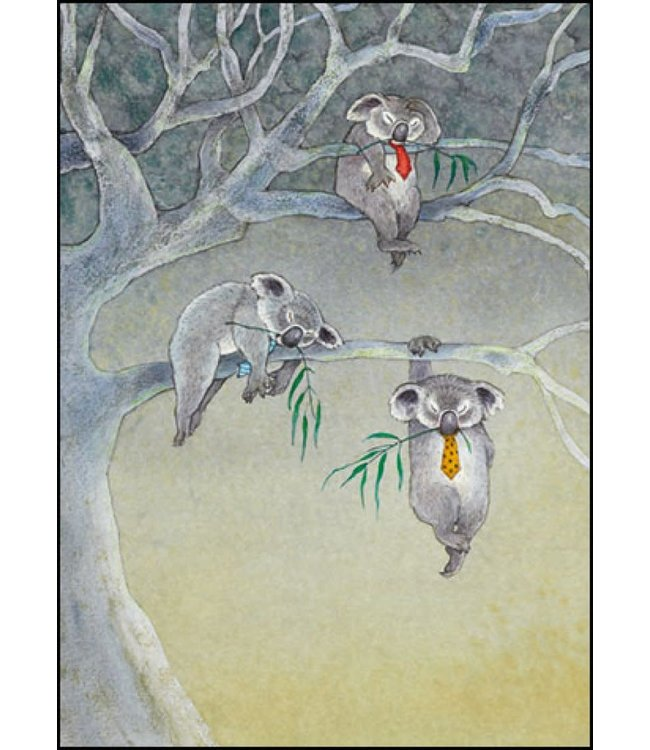 Bekking & Blitz   Ingrid & Dieter Schubert   In de boom,  Uit 'Opvrolijkvogeltje'