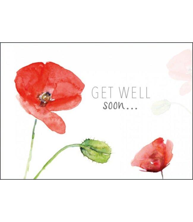 Bekking & Blitz   Michelle Dujardin   Get well soon ...