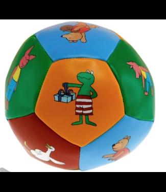 Kikker Softbal 10 cm   +6 mnd
