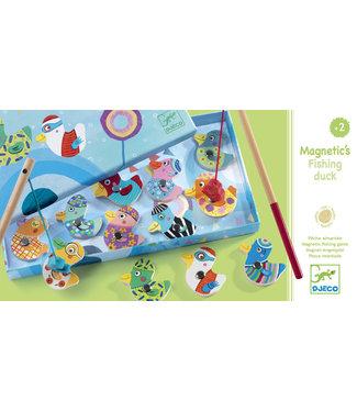 Djeco Djeco | Magnetisch Visspel | Fishing Ducks | 2+