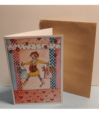 Birgitta cards Birgitta Cards | Dubbele Kaart | In Verwachting | Mama Goes Shopping