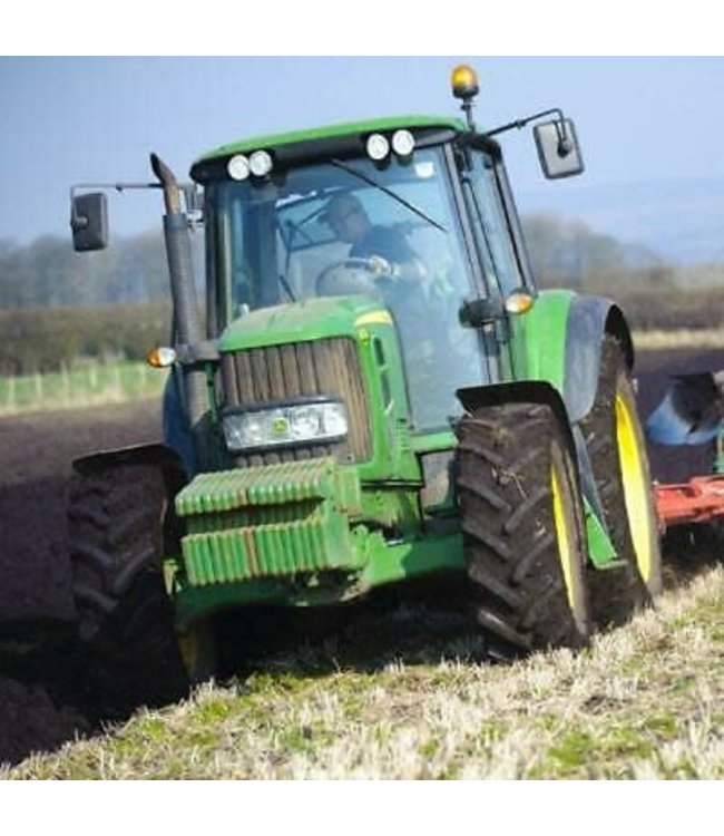 Really Wild Cards | Wenskaart met Geluid | Down on the Farm | Traktor John Deer