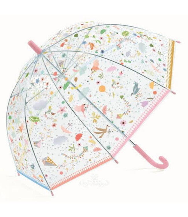 Djeco | Paraplu 70 cm | Small Lightness | 3+
