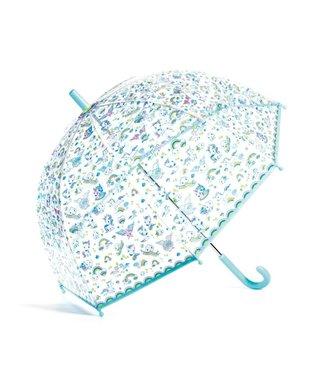 Djeco Djeco | Paraplu | 70 cm | Eenhoorn | 3+