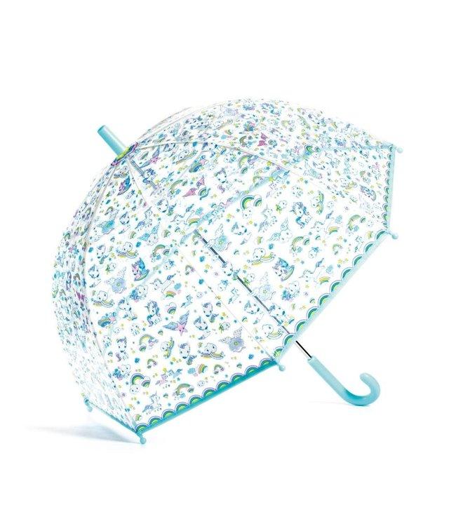 Djeco | Paraplu | 70 cm | Eenhoorn | 3+
