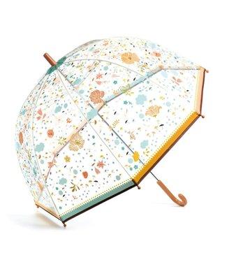Djeco Djeco | Paraplu 83 cm | Bloemetjes | 3+